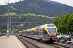 SAD ETR 170-xxx mit REG/REX 1857 in Lienz/Osttirol